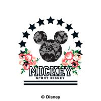 Mickey Mouse – College Flowers - Disney Mickey Mouse