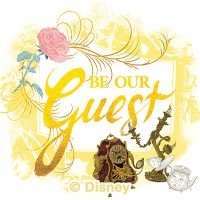 Be our guest movie - Disney Princess