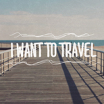 want to travel - VISUAL STATEMENTS