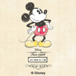 Mickey Vintage - Disney Mickey Mouse